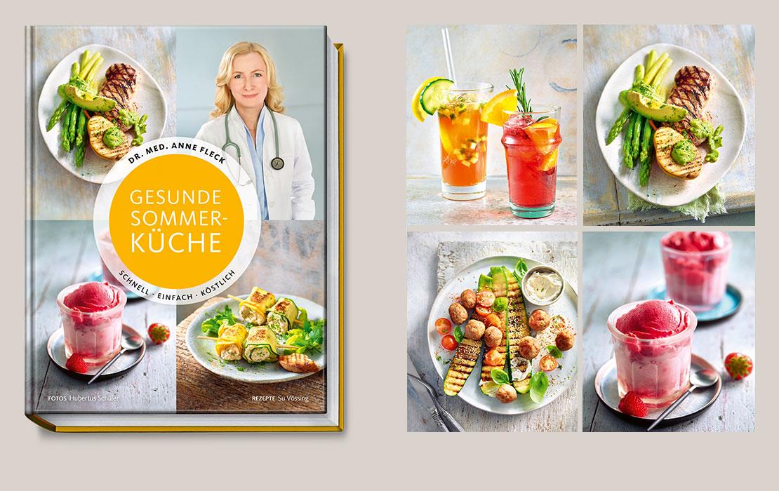 Erfrischende Sommerküche : Sommerküche tcm rezepte u nina mandl tcm gesunde sommerküche
